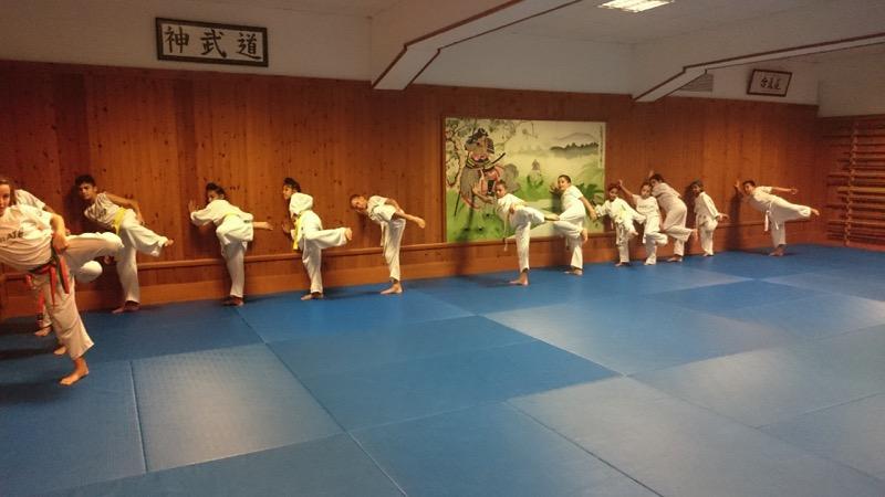 Niños Karate 01