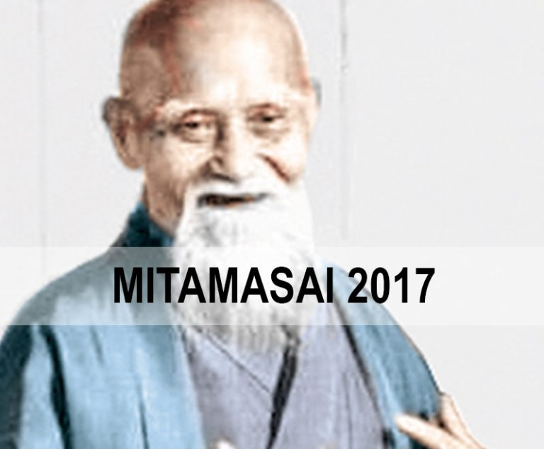 Mitamasai 2017 - Homenaje O'Sensei Morihei Ueshiba
