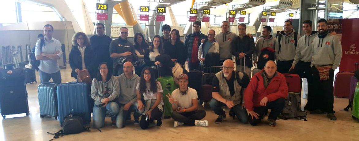 Grupo del Viaje a Japón 2018