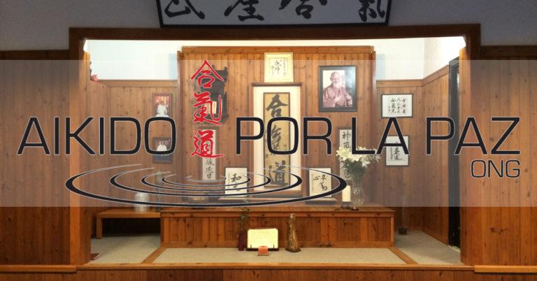 #66 Siguiendo a la ONG Aikido por la PAZ