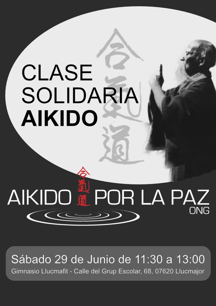Clase Solidaria Aikido