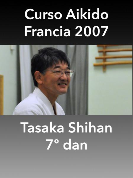 Tasaka Francia 2007